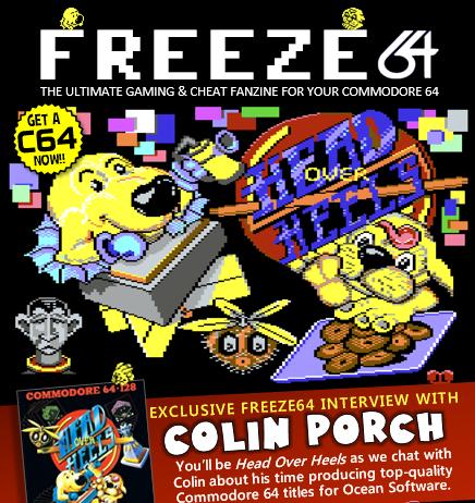 Freeze64 Magazine Issue 33