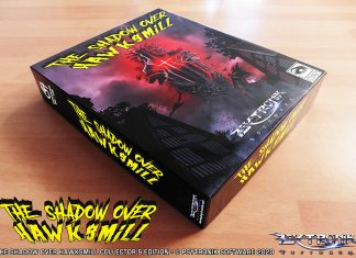The Shadow Over Hawksmill Collectors Edition