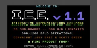 ICE BBS v1.1