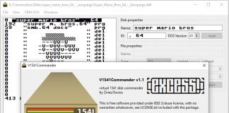 V1541Commander v1.1