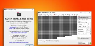 IECHost GUI Client v3.8.4