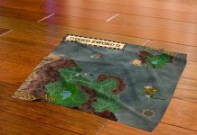 Hired Sword 2 Cloth Map