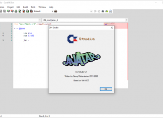 C64 Studio v6.4
