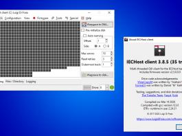 IECHost GUI Client v3.8.5