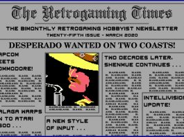 Retrogaming Times #25