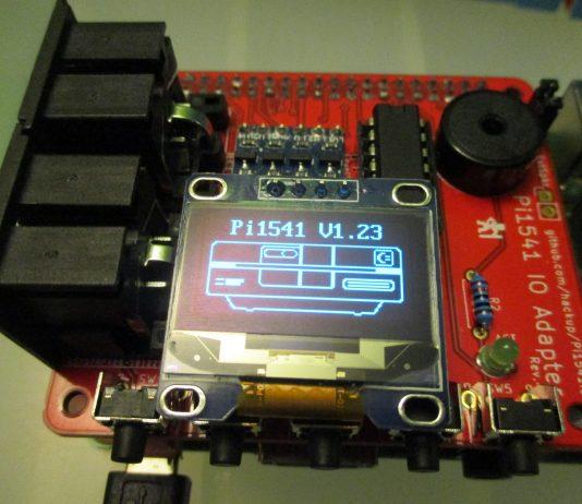 PI1541 IO Adapter