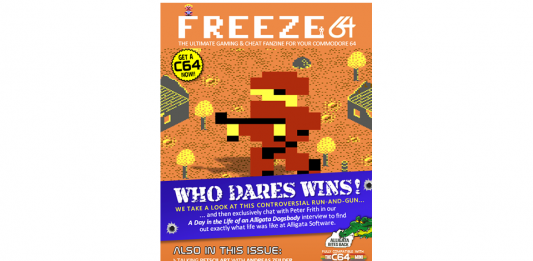 Freeze64 Magazine #35