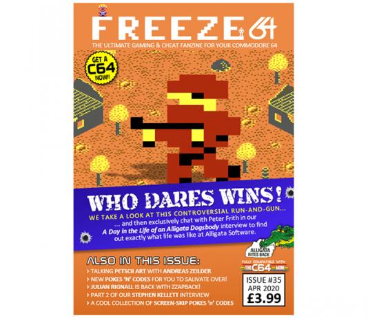 Freeze64 Magazine #35