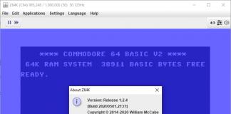 Z64K C64 Emulator