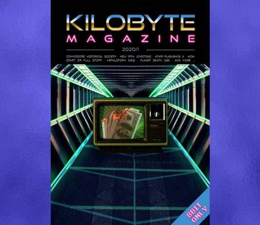 Kilobyte Magazine Issue 1, 2020