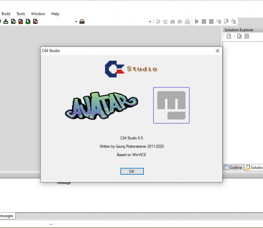 C64 Studio v6.5