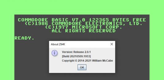 Z64K v2.0.1