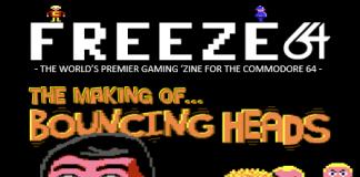 FREEZE64 Magazine Issue 46