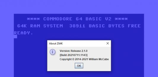 Z64K v2.1.0